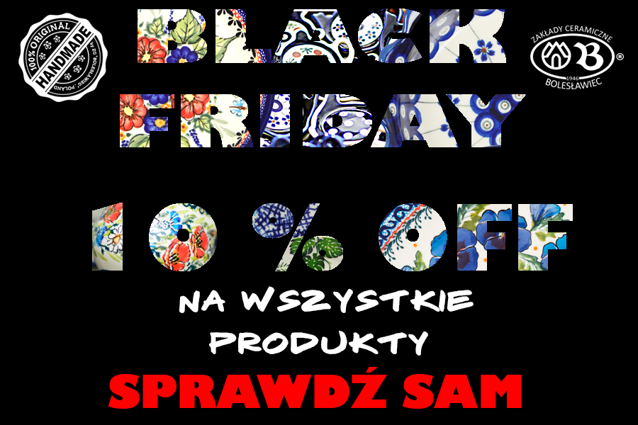 27.11.2020 Black Friday Sklep Internetowy